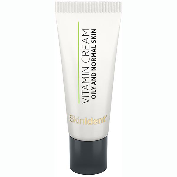 Vitamin Cream oily-normal skin (Tube)