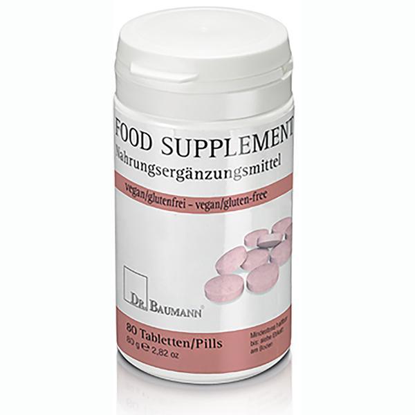 FOOD SUPPLEMENT VITAMIN B12 ohne Zucker