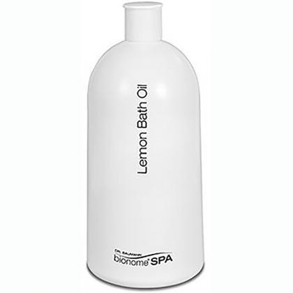 Lemon Bath Oil