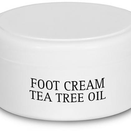 FOOT CREAM with Tea Tree Oil